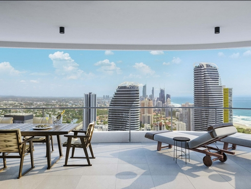 INFINITY/33 Surf Parade Broadbeach, QLD 4218