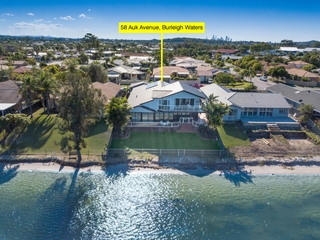58 Auk Avenue Burleigh Waters , QLD, 4220