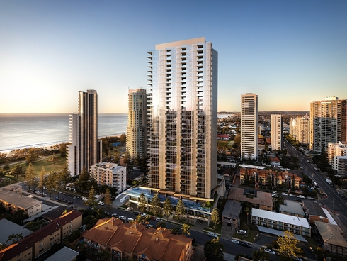SIGNATURE 12-18 Philip Avenue Broadbeach, QLD 4218