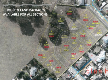 Lot 6, 10, Dove Place & Holmes Street Oamaru property image