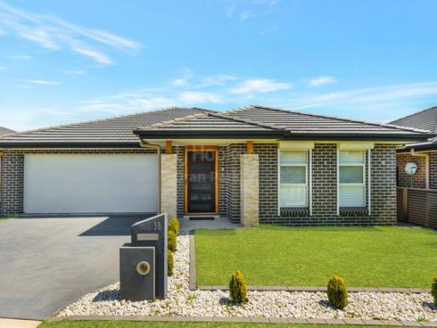 33 Bourne Ridge Oran Park, NSW 2570