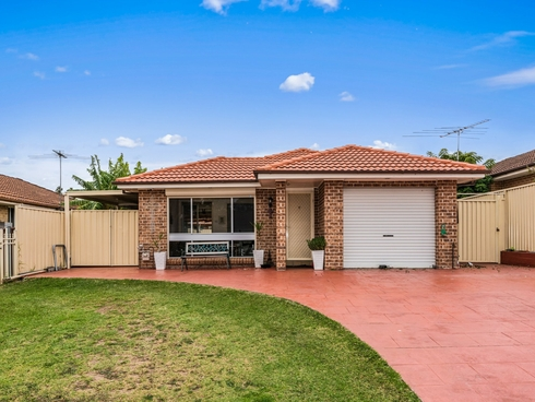 4 Osprey Avenue Green Valley, NSW 2168