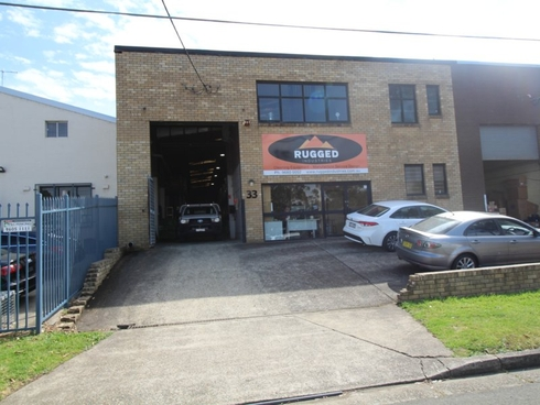 33 Antoine Street Rydalmere, NSW 2116