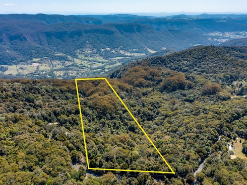 150 Repeater Station Road Springbrook, QLD 4213