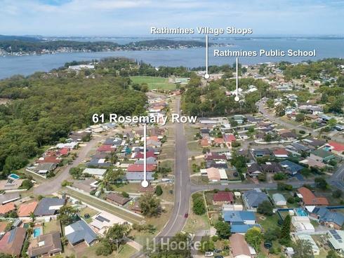 61 Rosemary Row Rathmines, NSW 2283