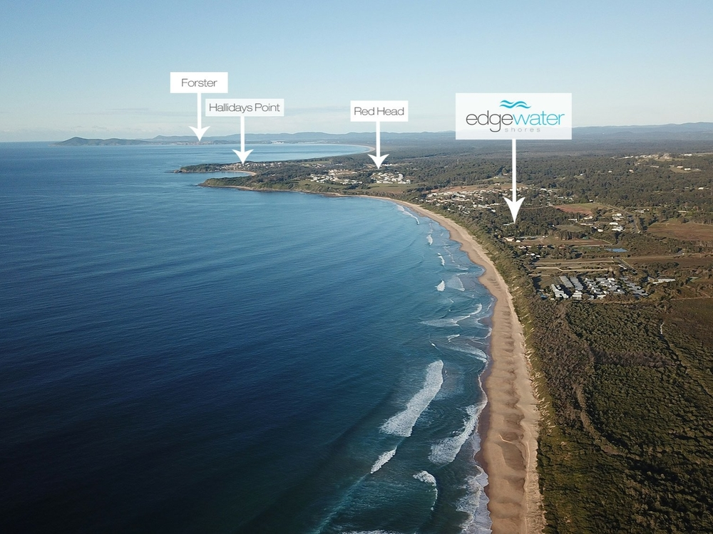 Lot Proposed Lot 22/310-314 Diamond Beach Road Diamond Beach, NSW 2430