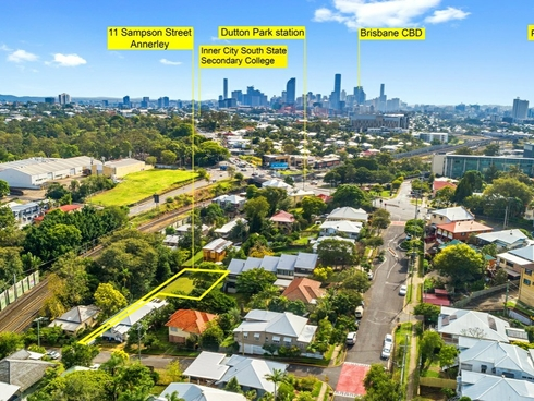 11 Sampson Street Annerley, QLD 4103