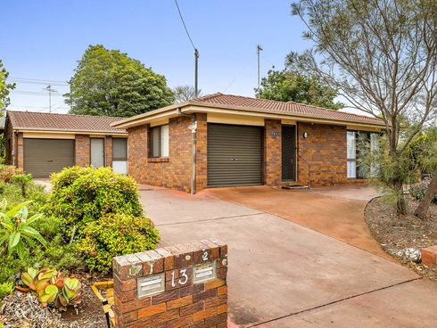1 & 2/13 Agnes Street Centenary Heights, QLD 4350