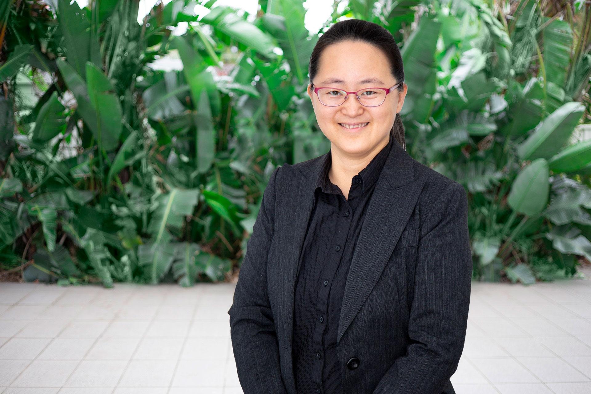 Amy Wang