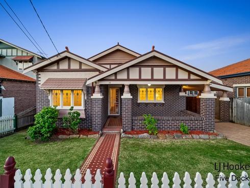 14 Mons Street Russell Lea, NSW 2046
