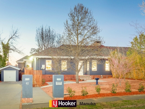 40 Barrallier Street Griffith, ACT 2603