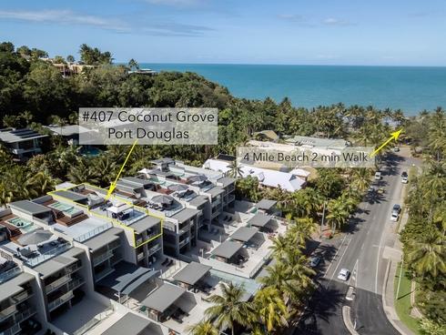 407 Coconut Grove/56-64 Macrossan Street Port Douglas, QLD 4877