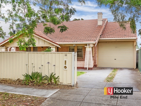 22 Bransby Avenue North Plympton, SA 5037