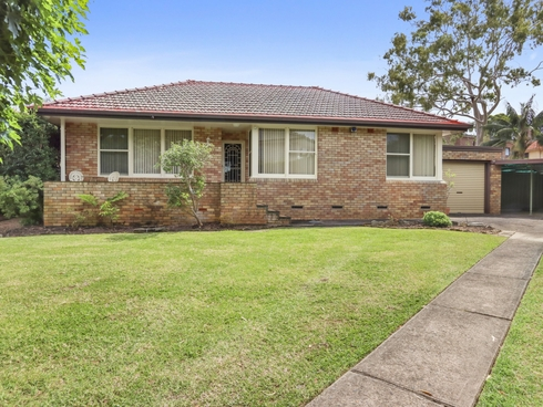 4 Nyinya Avenue Gymea, NSW 2227
