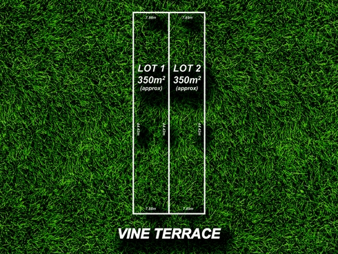 Lot 1 & 2/24 Vine Terrace Klemzig, SA 5087