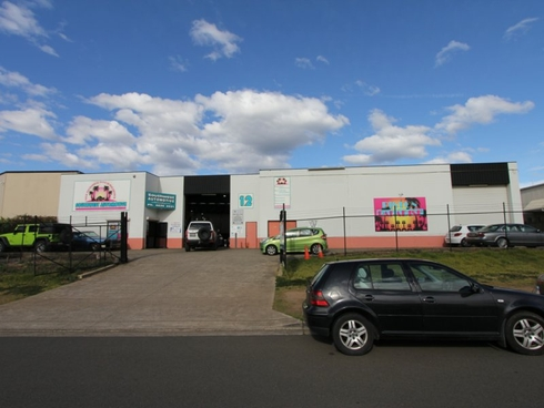 12 Watsford Road Campbelltown, NSW 2560