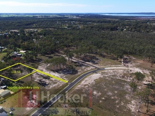 Lot Tanderra Estate/Lot 18 Frogmouth Drive Gulmarrad , NSW, 2463